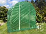 Polytunnel Greenhouse 2x3x2 m, Green - 3