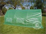 Polytunnel Greenhouse 3x4.5x2 m, Green - 4