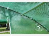Polytunnel Greenhouse 3x8x2m, Green - 8