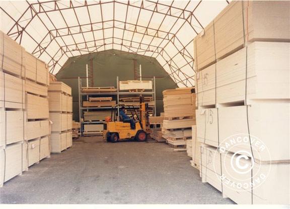 Cubic lagerhallen 15x20x4 m dancovershop de for Cubig gebraucht