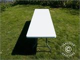 Folding Table 240x76x74 cm, Light Grey (25 pcs.) - 3