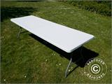 Folding Table 240x76x74 cm, Light Grey (25 pcs.) - 12