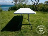Folding Table 240x76x74 cm, Light Grey (25 pcs.) - 15