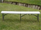 Folding Bench 183x28x43 cm (1 pcs.) - 2