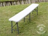 Folding Bench 183x28x43 cm (1 pcs.) - 6