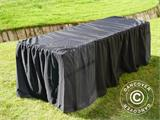 Tablecloth 244x76x74 cm, Black - 1
