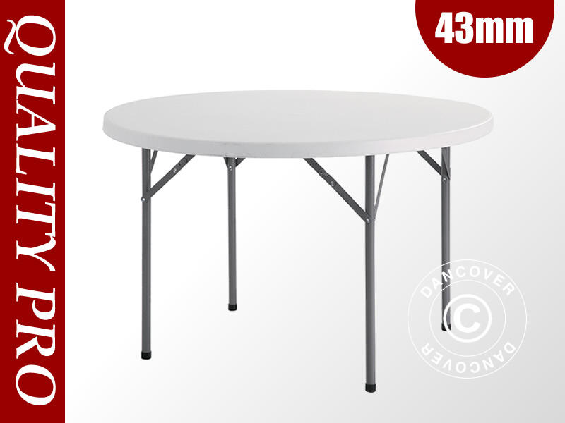 Folding Table Round Tables, Round Banquet Table