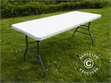 Folding Table PRO 182x74x74 cm, Light grey (25 pcs.) - 6