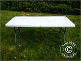 Folding Table PRO 182x74x74 cm, Light grey (25 pcs.) - 8