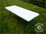 Folding Table PRO 182x74x74 cm, Light grey (25 pcs.) - 9