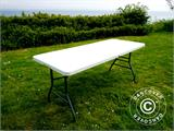 Folding Table PRO 182x74x74 cm, Light grey (25 pcs.) - 13