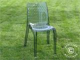 Chair, Hypnotic, Clear Smoked, 16 pcs. - 4