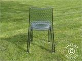 Chair, Hypnotic, Clear Smoked, 16 pcs. - 5