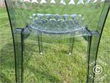 Chair, Hypnotic, Clear Smoked, 16 pcs. - 11