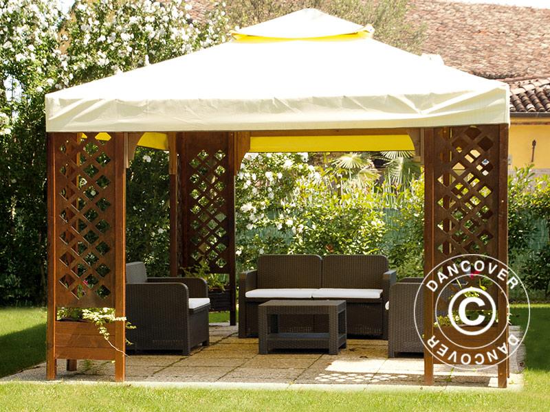 Set de mobiliario de jard n sorrento antracita for Rebajas mobiliario jardin
